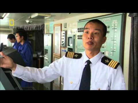MegaStructures   China's Ultimate Port, Yangshan Port english report part 1