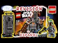 Lego Star Wars Carbon Freezing Chamber Set 75137 Review mp3