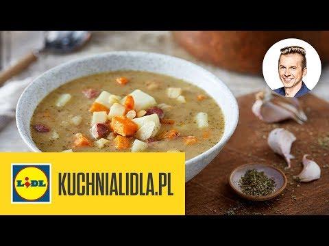 Klasyczna Grochowka Karol Okrasa Kuchnia Lidla Youtube