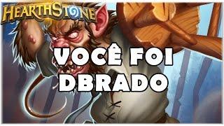 HEARTHSTONE - VOCÊ FOI DBRADO! (PADRÃO MIDRANGE HUNTER)