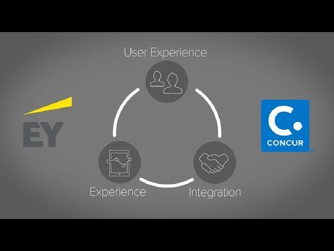 EY and Concur - the next generation of business travel