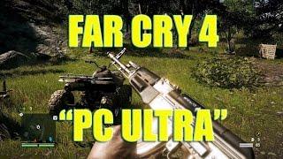 """Far Cry 4 PC gameplay ULTRA """"AMD HD7970"""""""