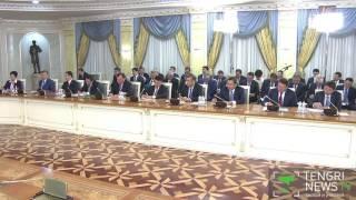 Назарбаев: Мы все должны хорошо работать