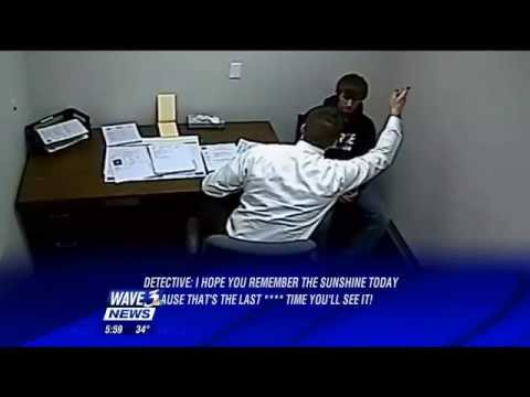 Rights Violated During Police Interrogation