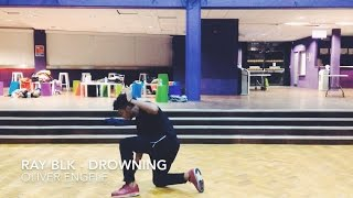 UEA ROYAL X TRILOGY DANCE Oliver Engele: Ray BLK - Drowning