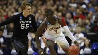 Highlights: Arizona men's basketball falls to Xavier in Sweet 16