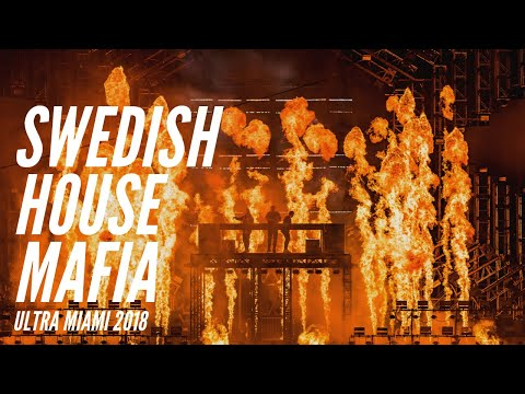 Swedish House Mafia Reunion @ Ultra Miami 2018!