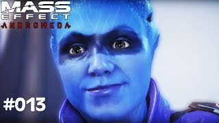 MASS EFFECT ANDROMEDA #013 - Blauer Himmel - Let's Play Mass Effect Andromeda Deutsch / German