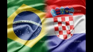 BRAZIL VS CROATIA 2-0 All Goals & Highlights 03/06/2018 HD