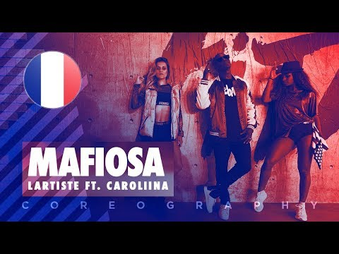 Mafiosa - Lartiste Ft. Caroliina | FitDance Life (Choreography) Dance Video