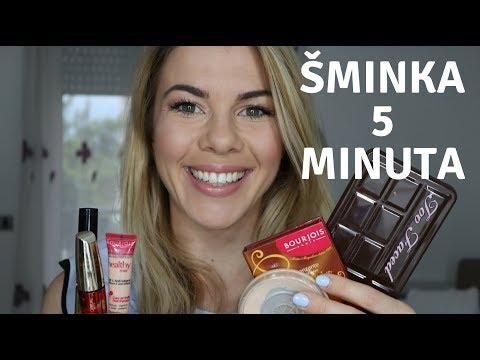 Šminka za 5 minuta - za sve koje su u žurbi