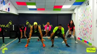 Dale Play - Sapienza ft García Pá / Zumba Coreografía Video