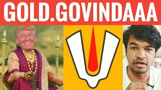 Gold Govinda | Tamil | Madan Gowri