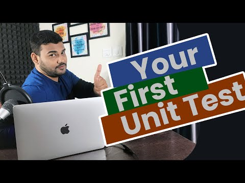Android Unit Test Tutorial - Writing Your First Unit Test