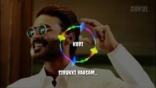 Sirukki vaasam part 1 | kodi | Ringtone | G O U K L |With download link