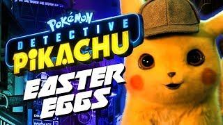 EASTER EGGS & TEORIAS do Trailer de Detetive Pikachu! 🔎⚡️