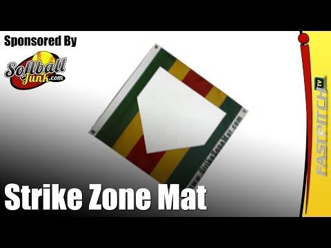 The Strike Zone Mat