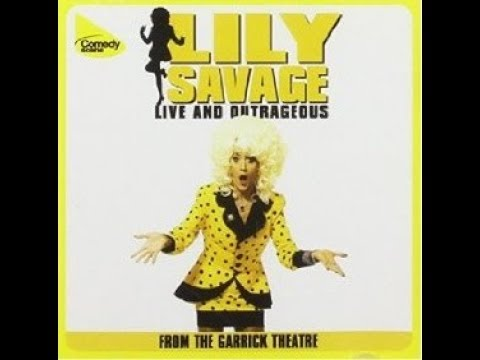 1995 Lily Savage Live & Outrageous At The Garrick Theatre (Complete DVD)