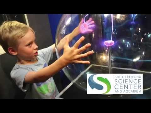 At a glance: South Florida Science Center and Aquarium in West Palm Beach