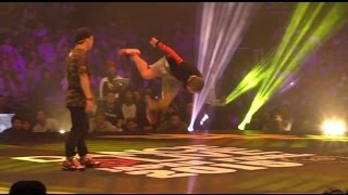 TAISUKE vs ISSEI FINAL BREAK / DANCE@LIVE 2015 FINAL