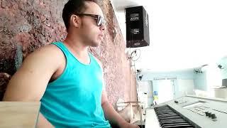 Korg triton classic,piano com pad Resimi