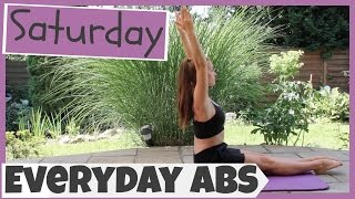 Everyday Abs Series - Saturday [3.5 Min Workout]