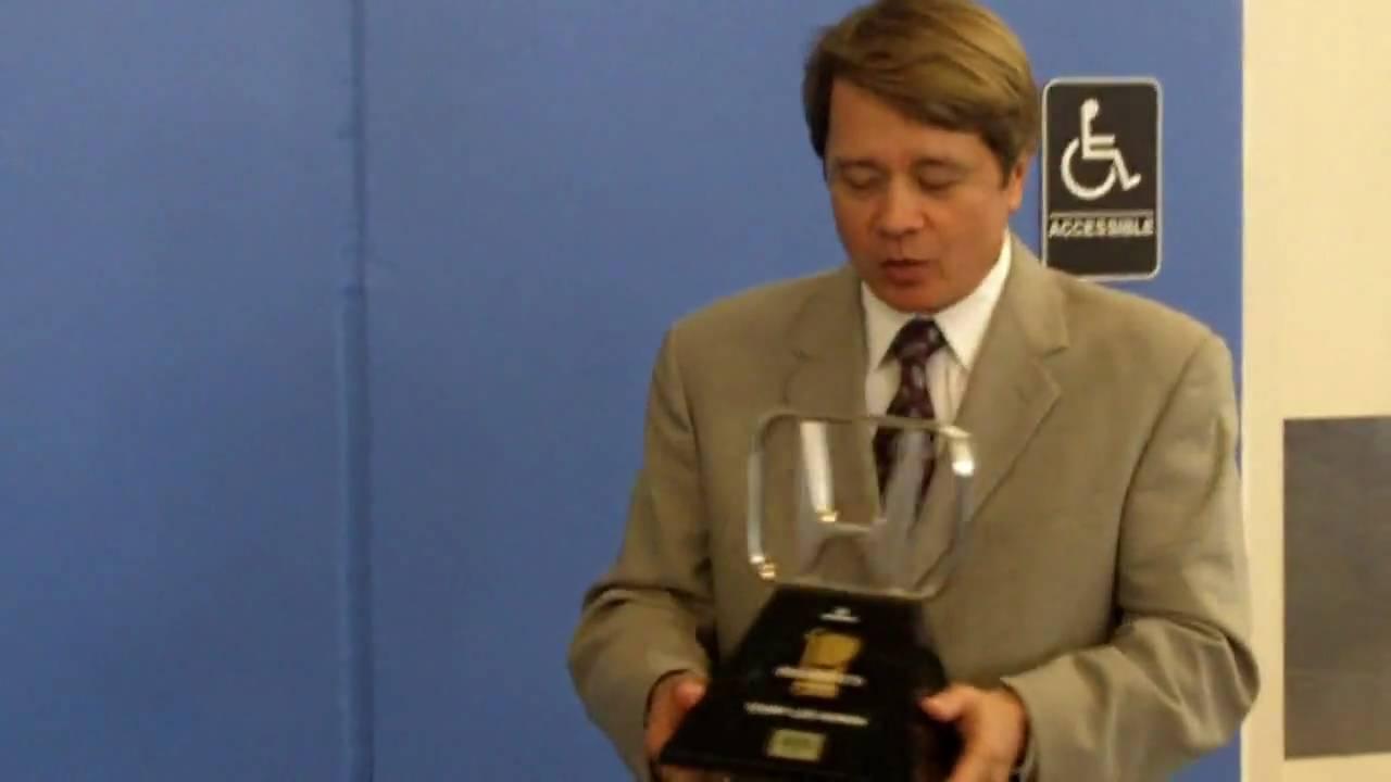Terry Lee Honda Presidens Award 2010