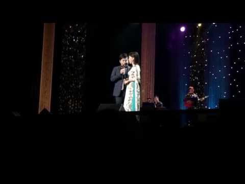 AT Entertainment JP - Nhớ người yêu quang lê - mai thiên vân tại Pechanga Resort & Casino
