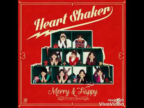 TWICE 💓HEART SHAKER💓 FULL AUDIO (MP3)