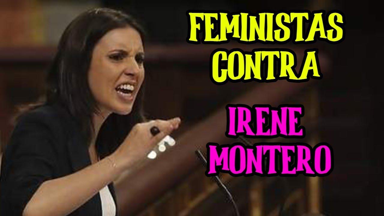 🟡 Hasta LAS FEMINISTAS se HARTAN de IRENE MONTERO 🟡