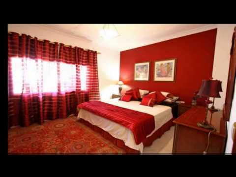 Black And Red Bedroom Design Ideas