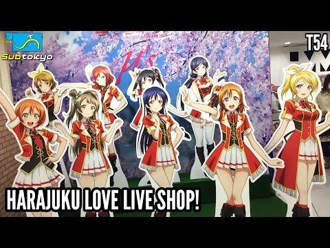 Harajuku Love Live Shop! Subtokyo T54