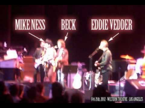 Beck, Eddie Vedder, Mike Ness - Sweet Virginia