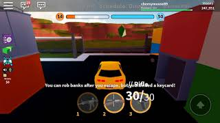 Invisible glitch in roblox jailbreak cheesymouse89 (PRO GAMEPLAY)