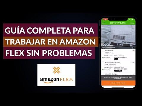 Guía Completa para Poder Trabajar en Amazon Flex sin Problemas