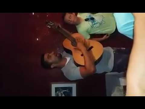 Matiou  maillie qui chante  dans le moulin de Claude François 💖💖💖