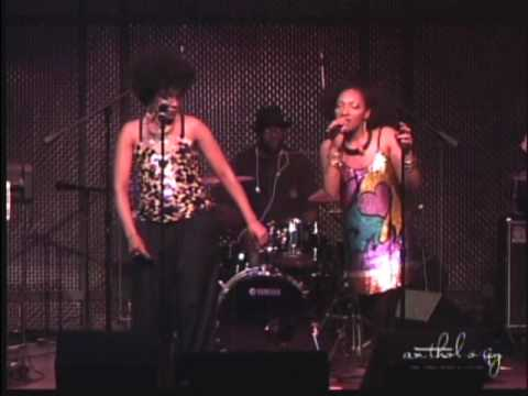 Les Nubians live at Anthology in San Diego