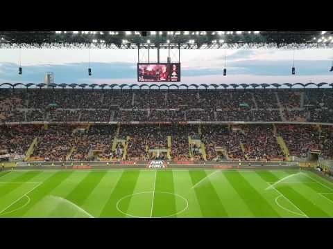 Milan-ROMA - Le Formazioni e  ingresso in campo - Il Giornale di Roma