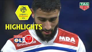 Olympique Lyonnais - Stade de Reims ( 1-1 ) - Highlights - (OL - REIMS) / 2018-19