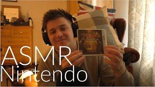 (ASMR) Nintendo 3DS Games ? Whispering/Tapping ?