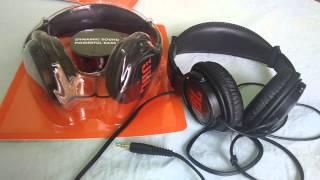 JBL T250SI On-Ear Headphones: Review!