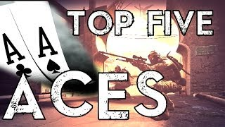 CS:GO | TOP 5 ACES Episode #1