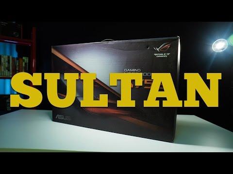 ASUS ROG G752 VS: Pas Banget Untuk Youtuber Gaming (Sultan)