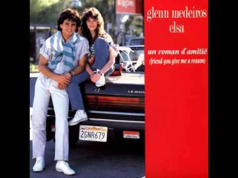 Glenn Medeiros & Elsa - Un Roman D'amitié