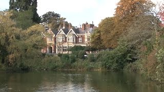 Repeat youtube video 25 Years Since Bletchley Park Was Saved From The Bulldozers