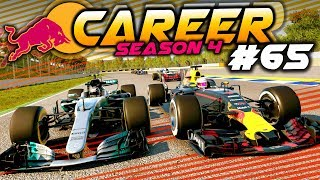 F1 2017 Career Mode Part 65: OVERTAKES GALORE IN SPAIN