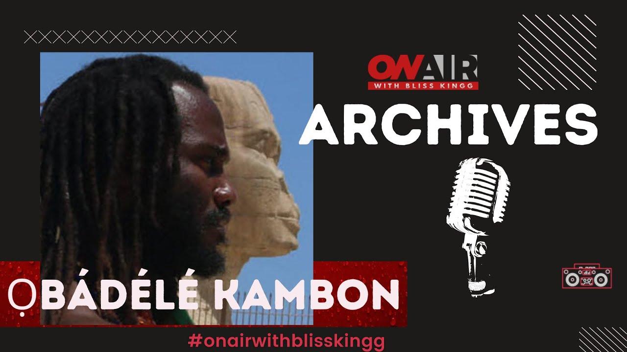 Gandhi is a Racist! - Dr. Ọbádélé Kambon (GMG+)