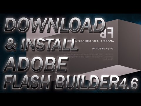 How To Install Adobe Flash Builder 4.6 - Solution Book