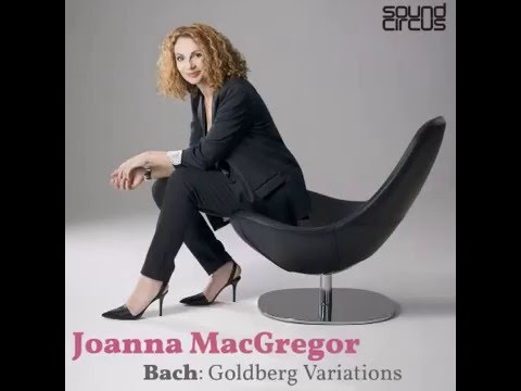Joanna MacGregor: Goldberg Variations BWV 988  Variation  7
