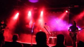 Long Distance Calling - Apparitions, live @ lakei, Helmond 13-1-2012